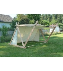 Viking Frame Tent with Market Frames