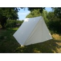 Wedge A-Tent - 3,5 x 3 m - cotton