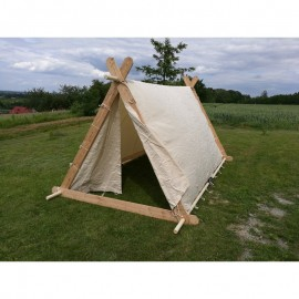 Viking Oseberg Tent - 2 x 3 m - cotton